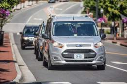 Ford's 'Ghost Driver' Test Sparks Social Media Freakout in DC.