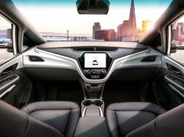 GM Will Launch Robocars Without Steering Wheels Next Year