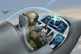 Defense Giant BAE: Future Fighter Jets To Be Piloted in Augmented Reality