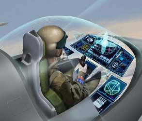 Future cockpit/DigitalTrends.com